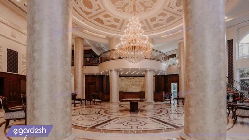 لابی هتل ویستریا