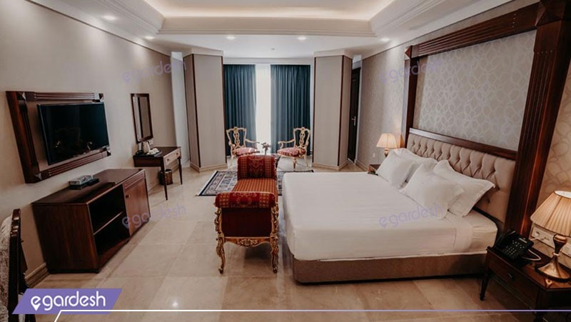 سوئیت پرزیدنتال هتل ویستریا