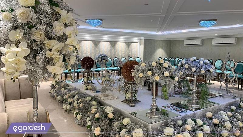 سالن رز هتل ویستریا