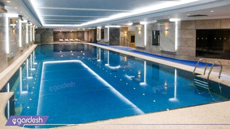 استخر هتل ویستریا