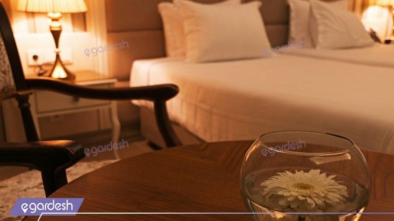 دو تخته توئین هتل ویستریا