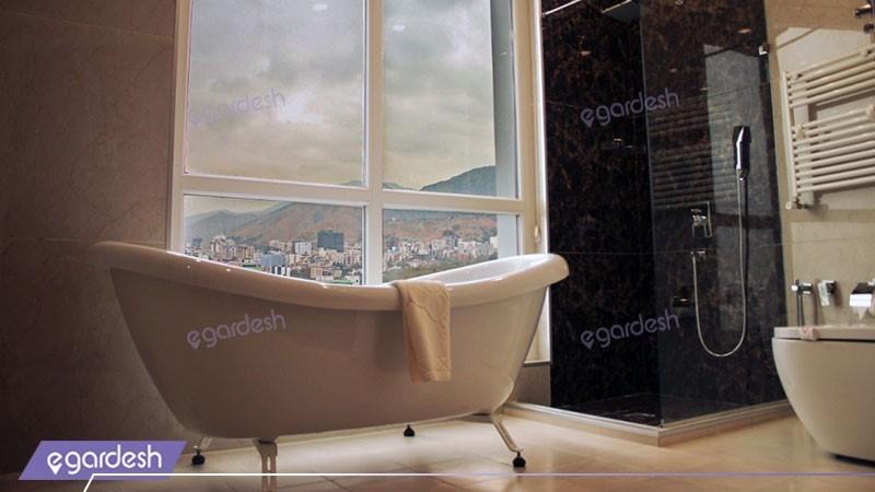 سرویس بهداشتی سوئیت ویستریا هتل ویستریا