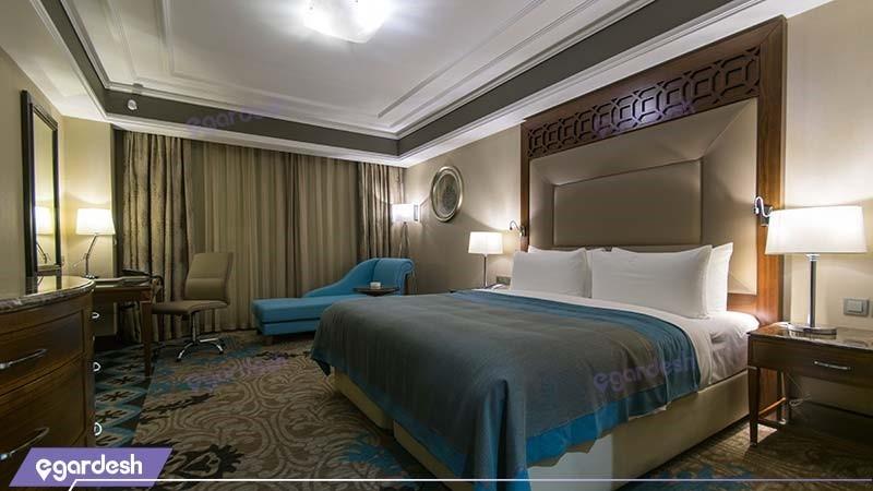 اتاق دبل هتل آنا ارومیه