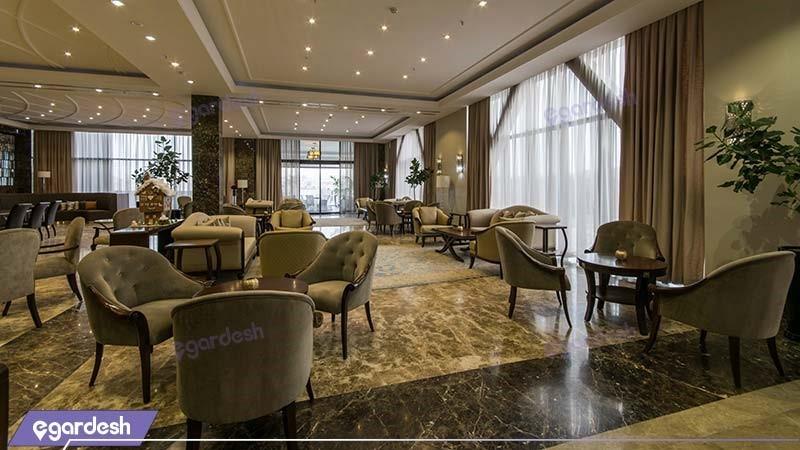 لابی هتل آنا ارومیه