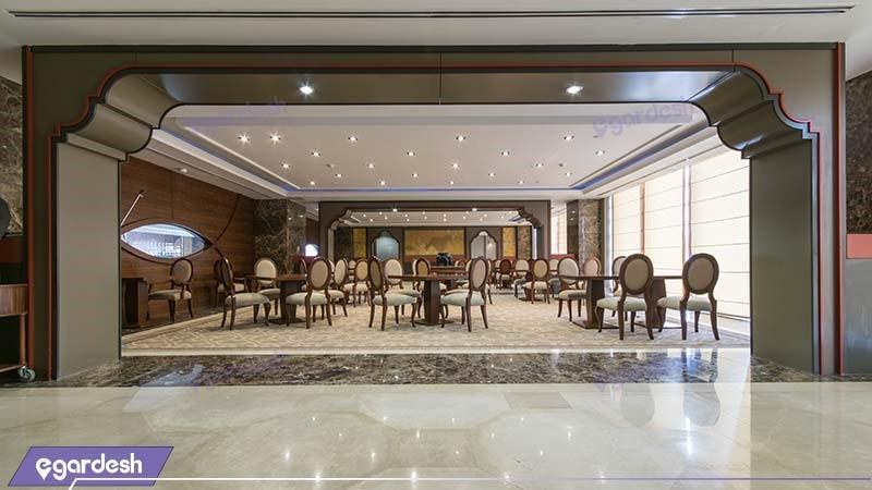 رستوران آسیایی هتل آنا ارومیه