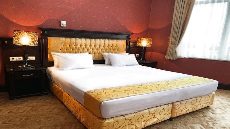اتاق دو تخته هتل بین المللی پارک