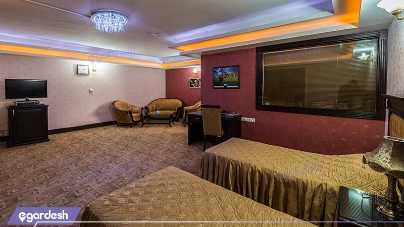 سوئیت سوپر رویال هتل بین المللی پارک