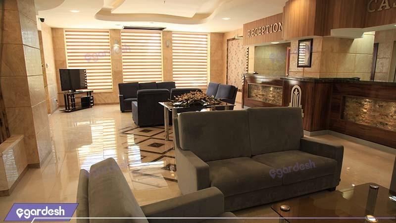لابی هتل پارسیان آزادی یاسوج