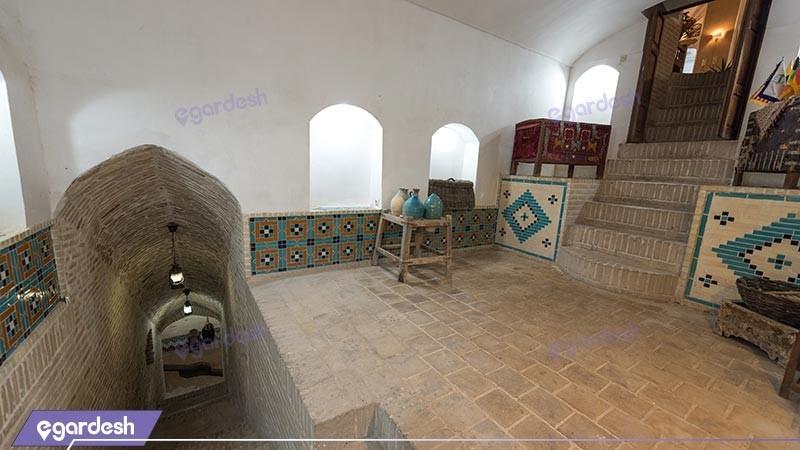 سرداب هتل سنتی فهادان