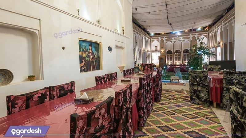 رستوران سنتی هتل قهادان