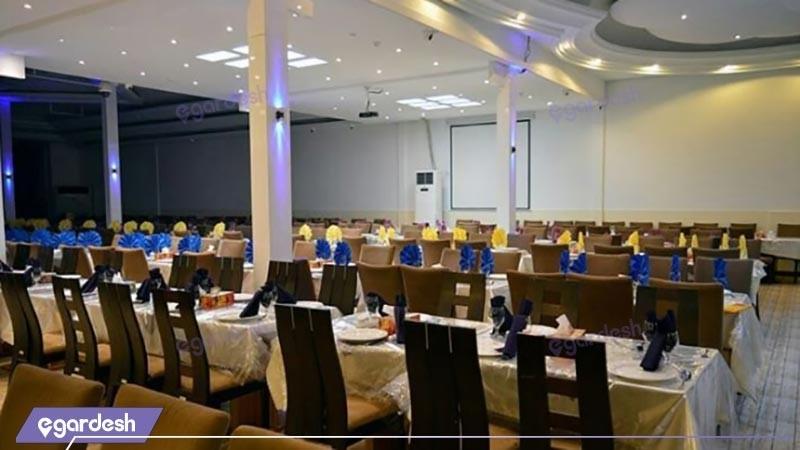 رستوران هتل سنتی خوان دوحد
