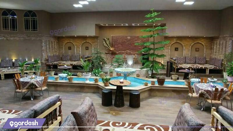 رستوران هتل خاتم