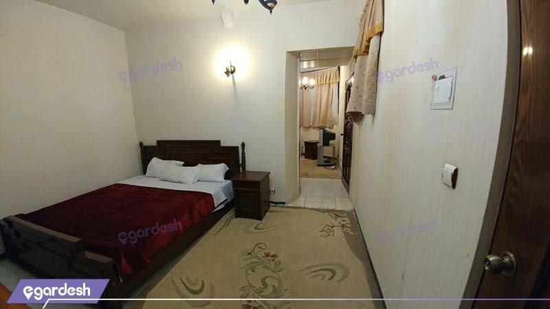 اتاق کانکت سه نفره هتل خاتم