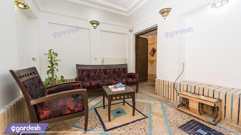 لابی هتل سنتی ملک التجار