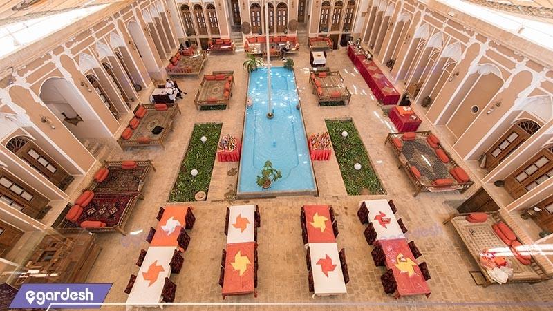 رستوران سنتی هتل مهر