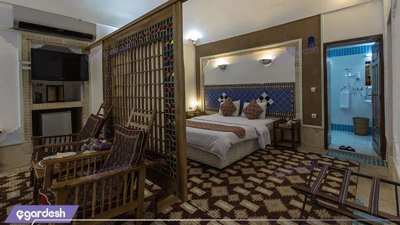 سوئیت کانکت هتل باغ مشیرالممالک