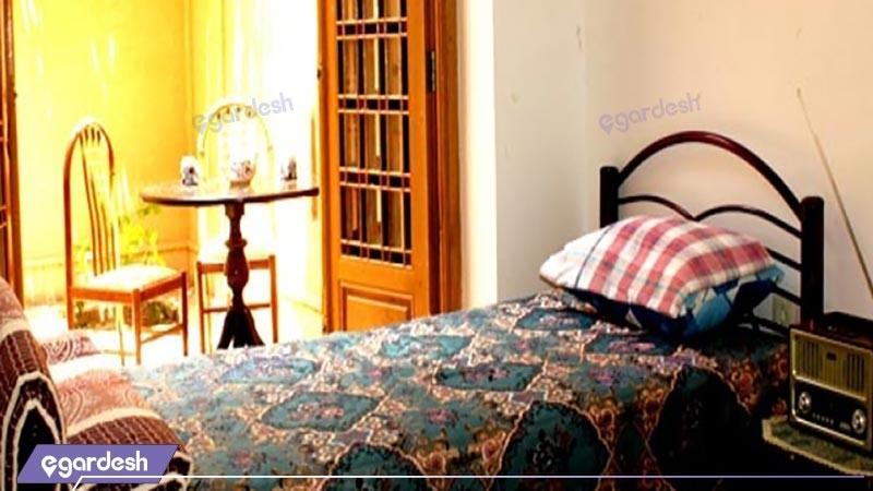 سوئیت یک خوابه هتل باغ پهلوان پور