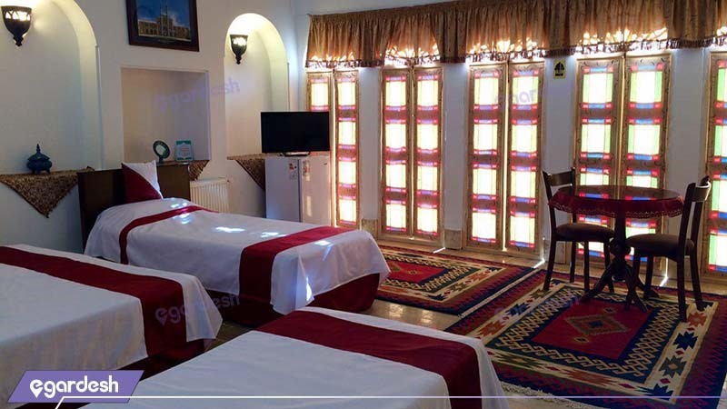اتاق رزسرای سنتی شعرباف