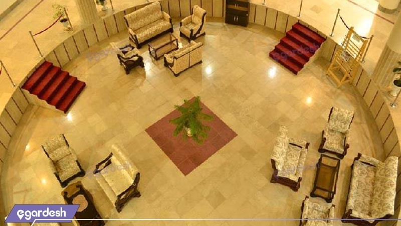 لابی هتل زنبق