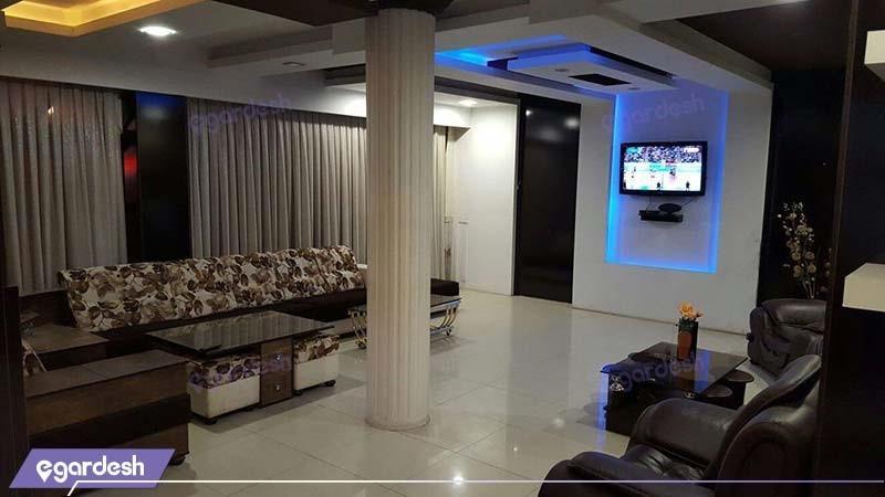 لابی هتل امین زاهدان