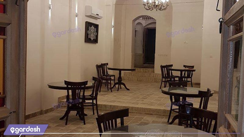 فضای داخلی هتل خانه مرشدی 2 (ادیب)