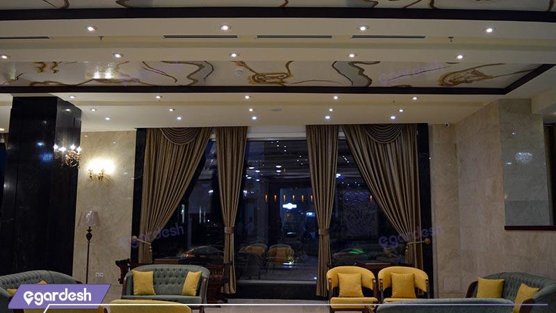 لابی هتل لیلیوم