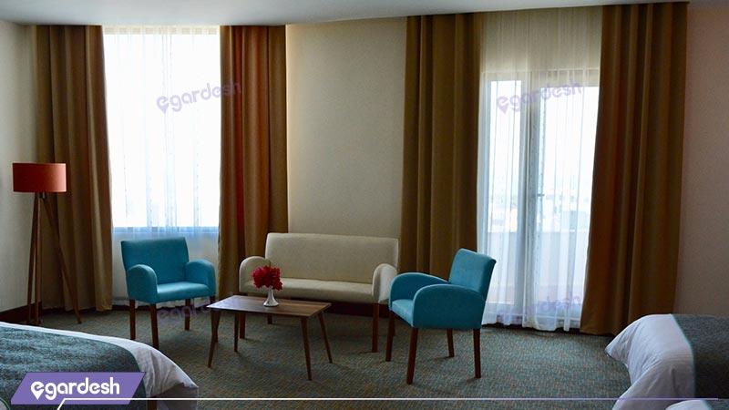 اتاق هتل لیلیوم