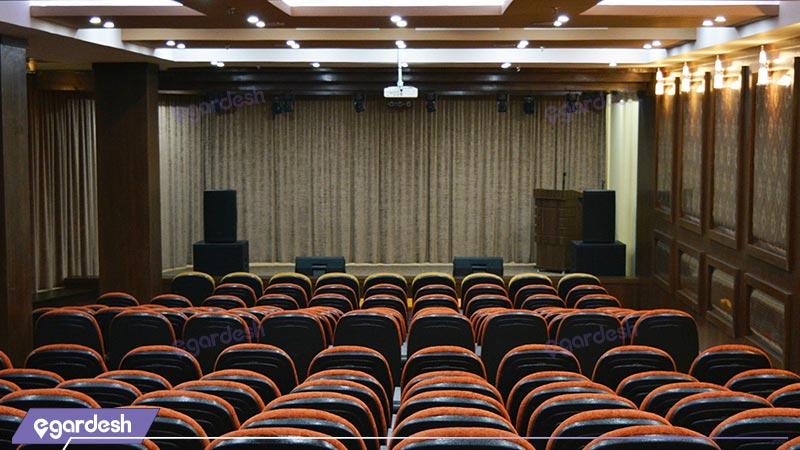 سالن کنفرانس هتل لیلیوم