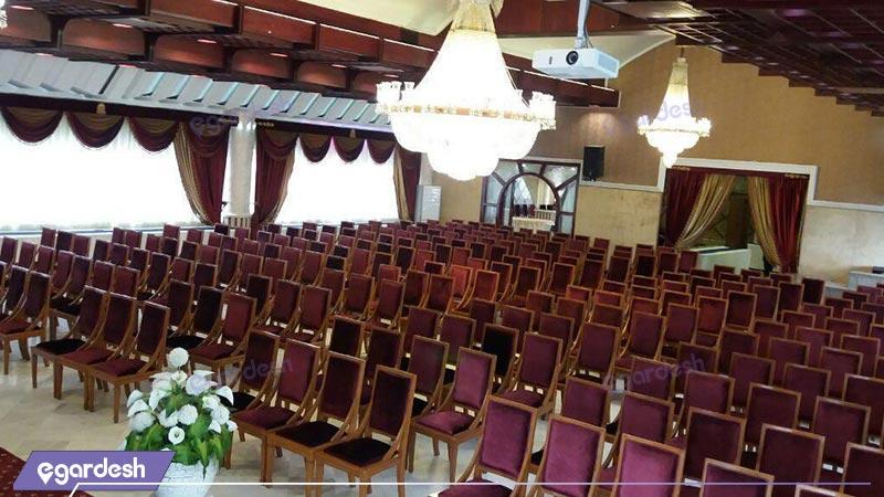سالن گنفرانس هتل جم