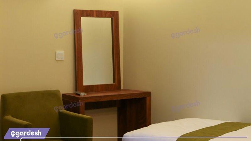 فضای داخلی هتل مینو