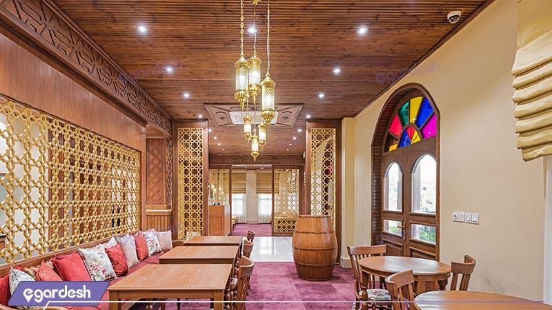رستوران هتل بوتیک ایرمان