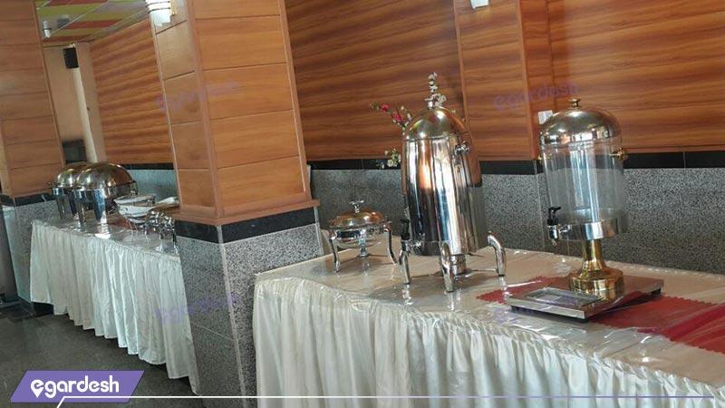 رستوران هتل سیروس