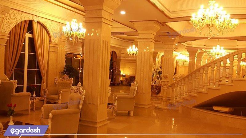 لابی هتل بغدادی