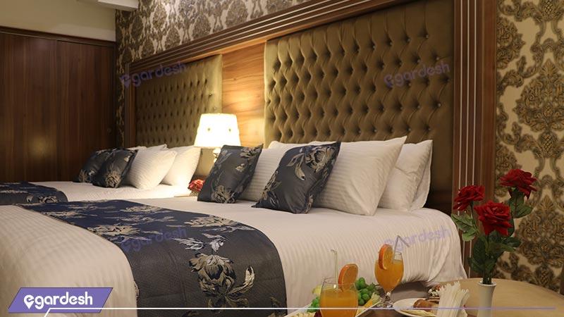 اتاق رویال هتل بغدادی