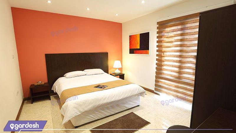 اتاق دو تخته هتل جهان