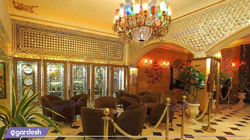 لابی هتل جهان