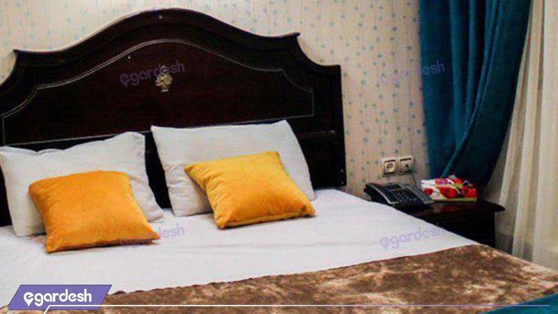 اتاق دابل هتل پارسا