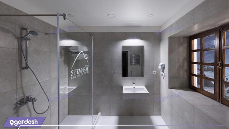 حمام هتل بوتیک شمشک