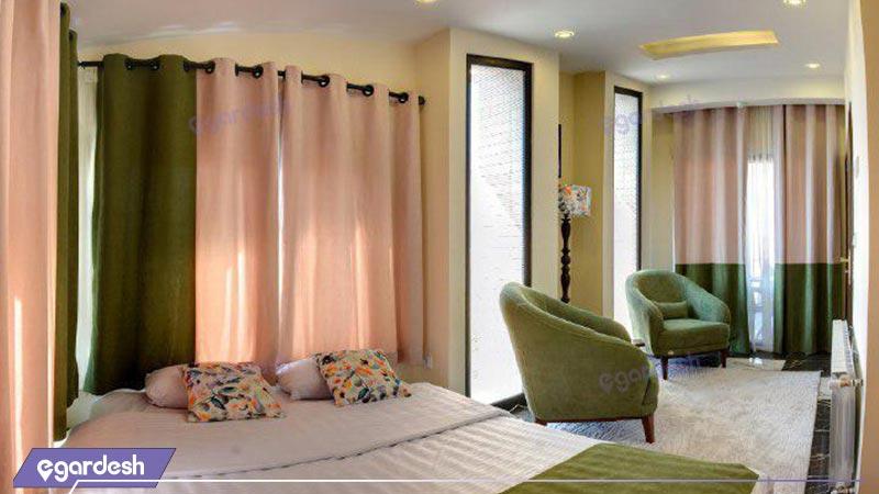 اتاق دابل مجتمع اقامتی گلستانکوه