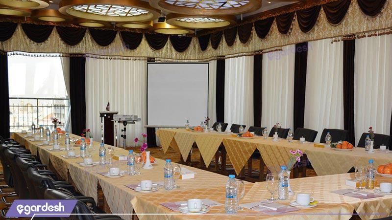 سالن کنفرانس هتل الماس