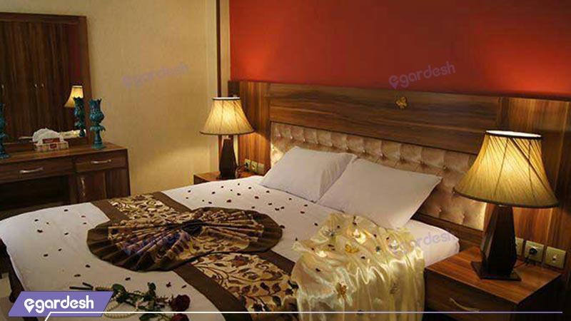 اتاق رویال هتل سیمرغ فیروزه
