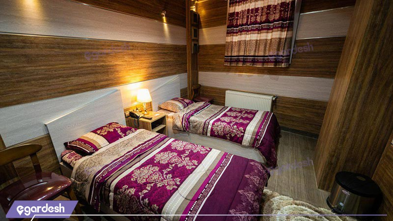 اتاق هتل رویال