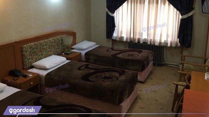 سوئیت هتل جهانگردی شاهرود