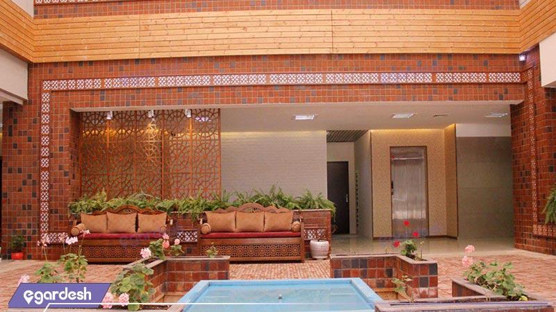 لابی هتل امیرکبیر