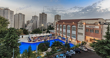 فندق بارسيان اوين طهران