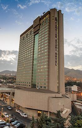 Tehran Parsian Azadi Hotel