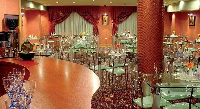 Isfahan Aseman Hotel Coffee Shop
