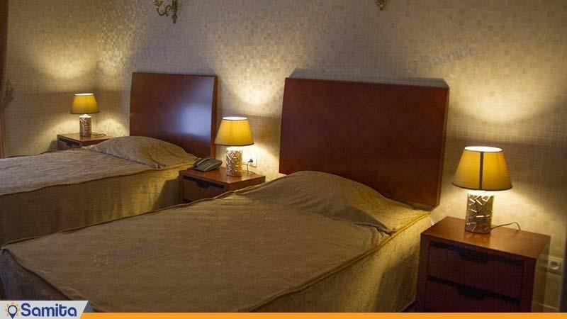 غرفة التوأم فندق الخان بارس