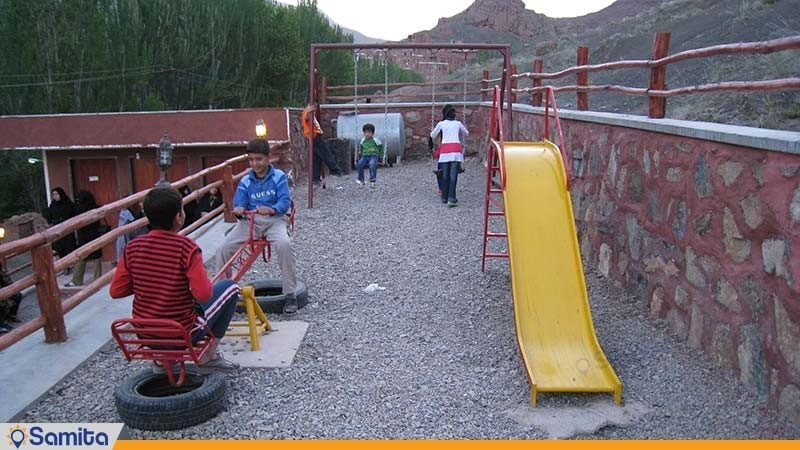 زمین بازی کودکان هتل ویونا