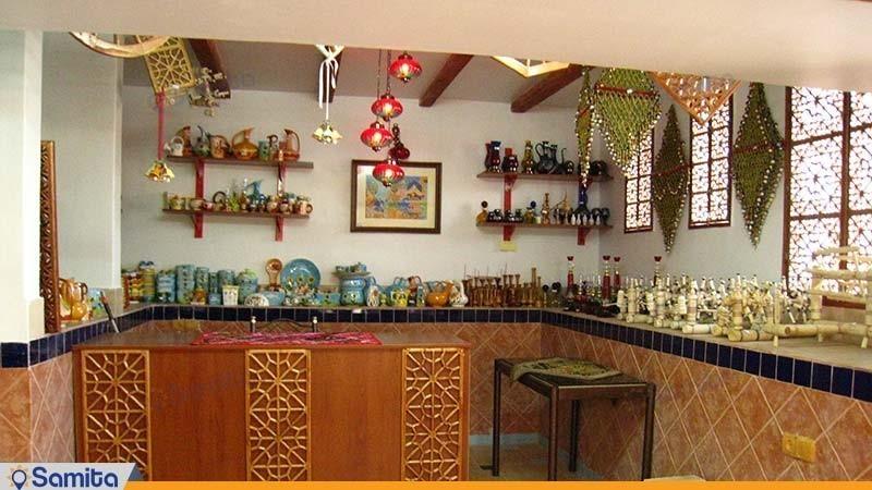 غرفه صنایع دستی هتل ویونا